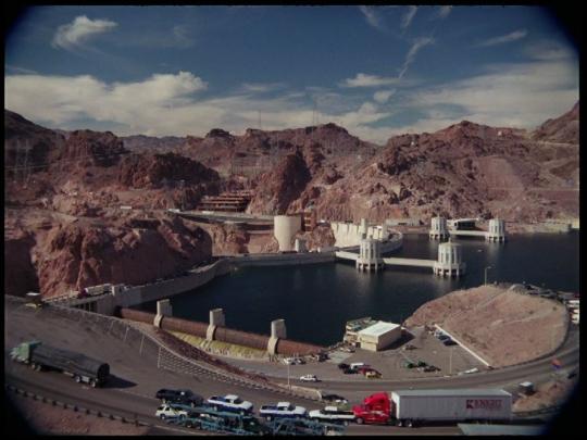 Hoover Dam, Nevada, USA, 1999
