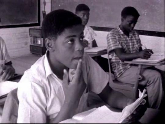 Southern Black Schools, USA, 1950s