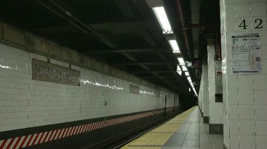 New York City Subway, USA, 2010s
