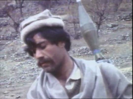 Soviet-Afghan War, Western Journalist Travels with Mujahideen, 1980s