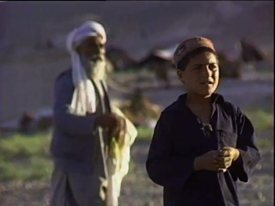 Soviet-Afghanistan War, Mujahideen Camp, 1980s