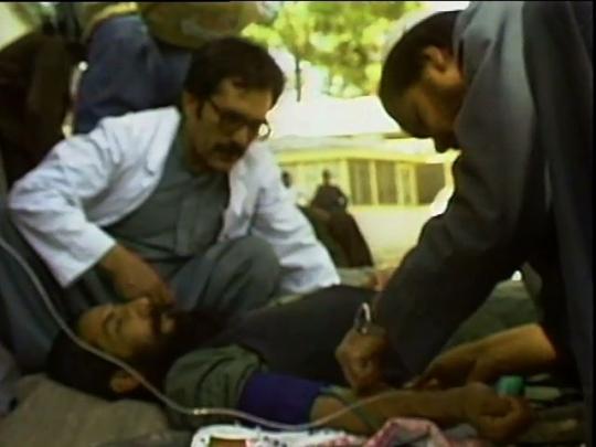 Soviet-Afghanistan War, Afghan Surgical Hospital, 1980s