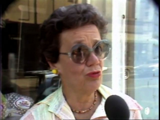 Street Interviews: What Would You Do if Your Husband or Wife Looked at a Member of the Opposite Sex?, USA, 1970s