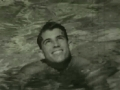 Young Male Physique, Swimmer, USA, 1950s
