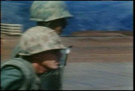 Vietnam War: Tet Offensive, Battle of Khe Sahn, Wounded, South Vietnam, 1968
