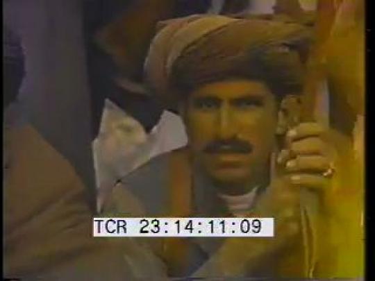 Afghanistan-Soviet War, 1980s