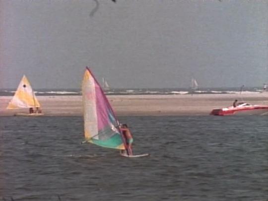 Sandy Hook, New Jersey, USA, 1980s