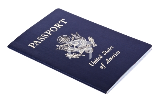 A USA passport