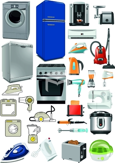 appliances set