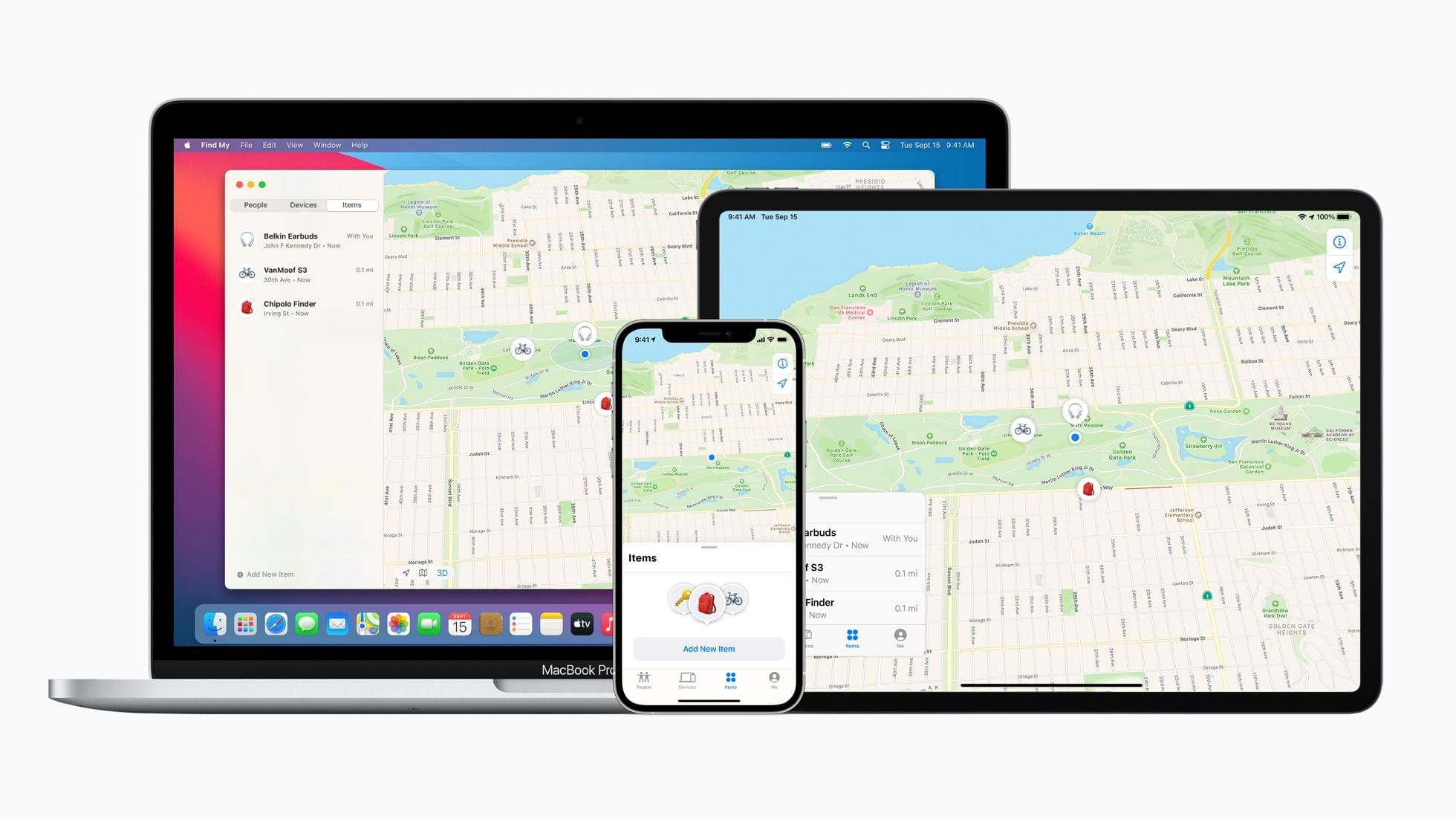 photo of Apple Announces Find My Network and Three Initial Accessory Maker Partners image