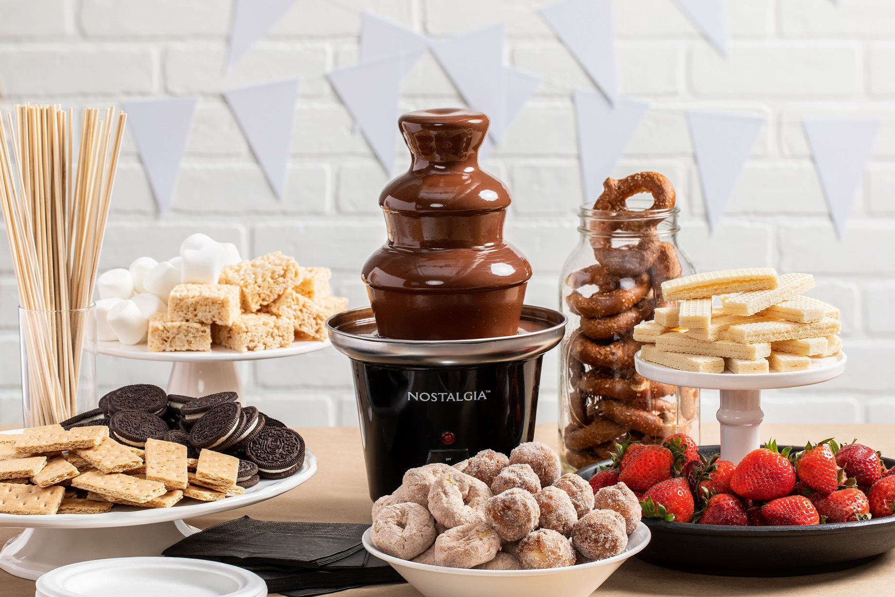 Image ofChocolate Fountain