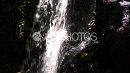 Cascade d'eau de Tahiti, Tahiti Waterfall