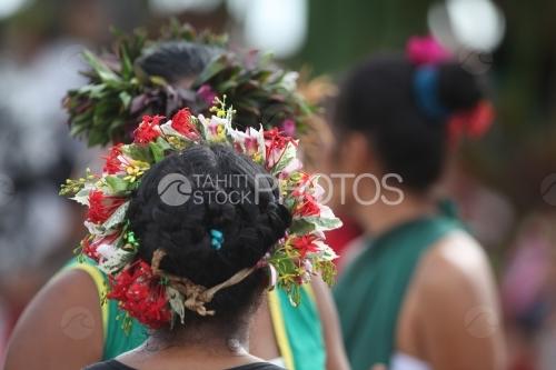Flowers Crown, Couronne de Fleurs