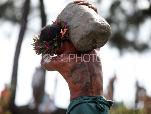 Contest stone holders, Concours des Porteurs de pierre